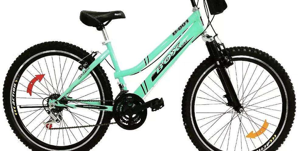 Bicicleta Mtb Con Suspensión Delantera Para Dama Aro 26
