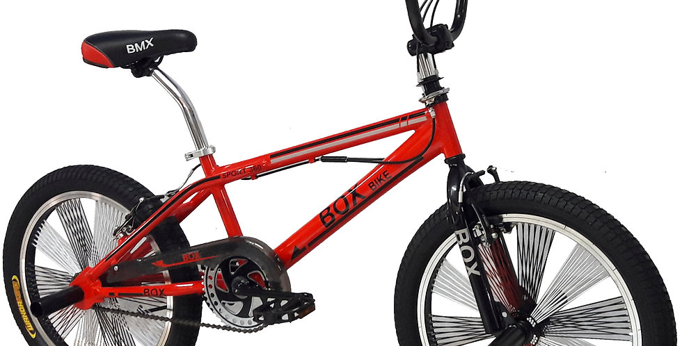Bicicleta BMX Aro 20 - Modelo 2019