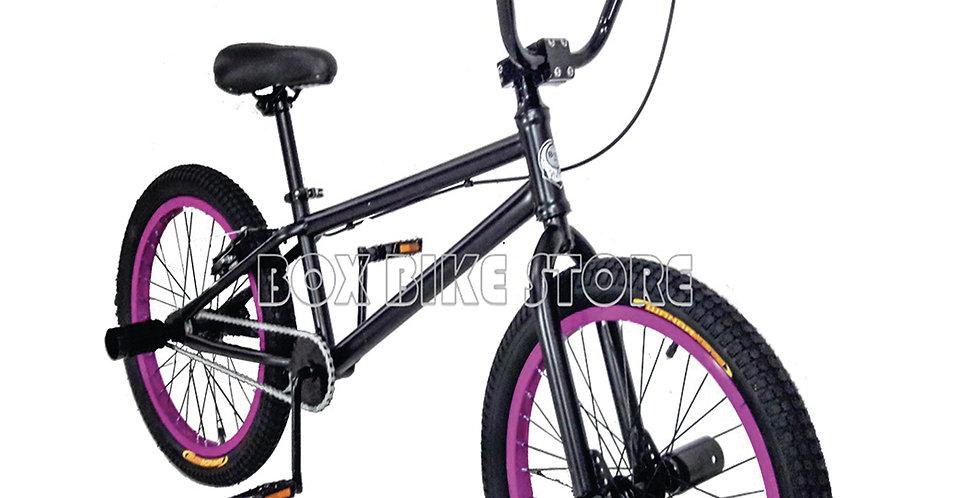 Bicicleta biker semiprofesional Negro -  Aro 20