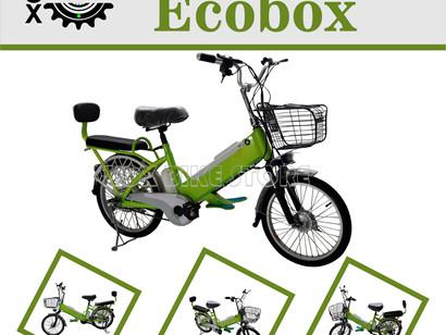 Bicicleta Eléctrica EcoBox