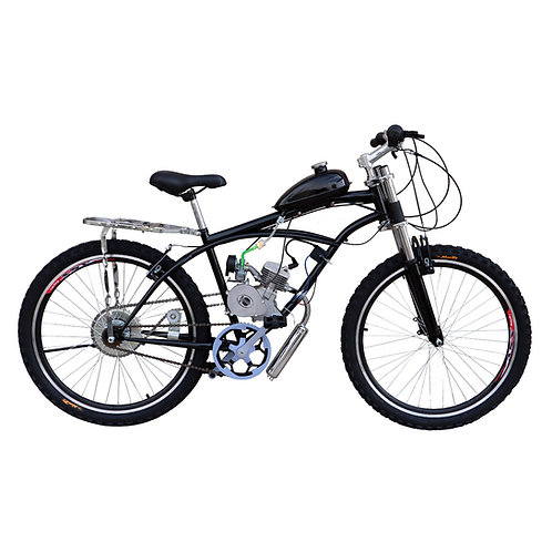 Bicimoto Box Bike todo Terreno de 80cc -Negra