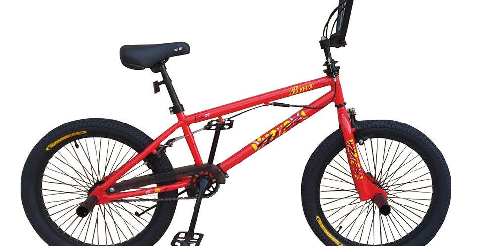 Bicicleta Box Bike BMX Semi Profesional Aro 20 - Rojo