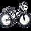 Thumbnail: Bicicleta Montañera Aro 26 Doble Amortiguador Unisex Negro