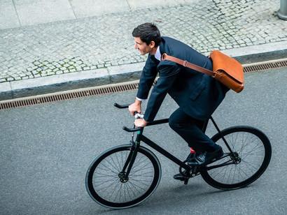 ¿Porque ir en Bicicleta al trabajo?