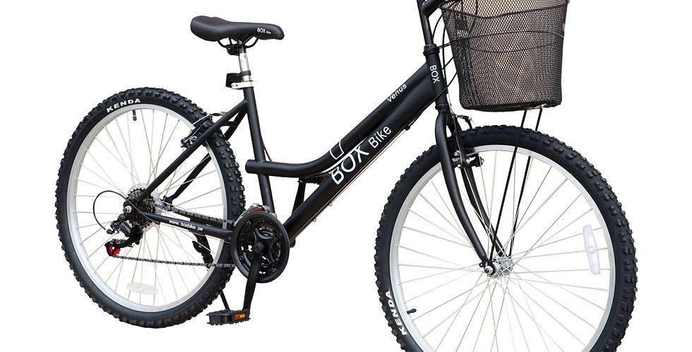 Bicicleta Box Bike MTB para Dama con Shimano Aro 26 - Negro