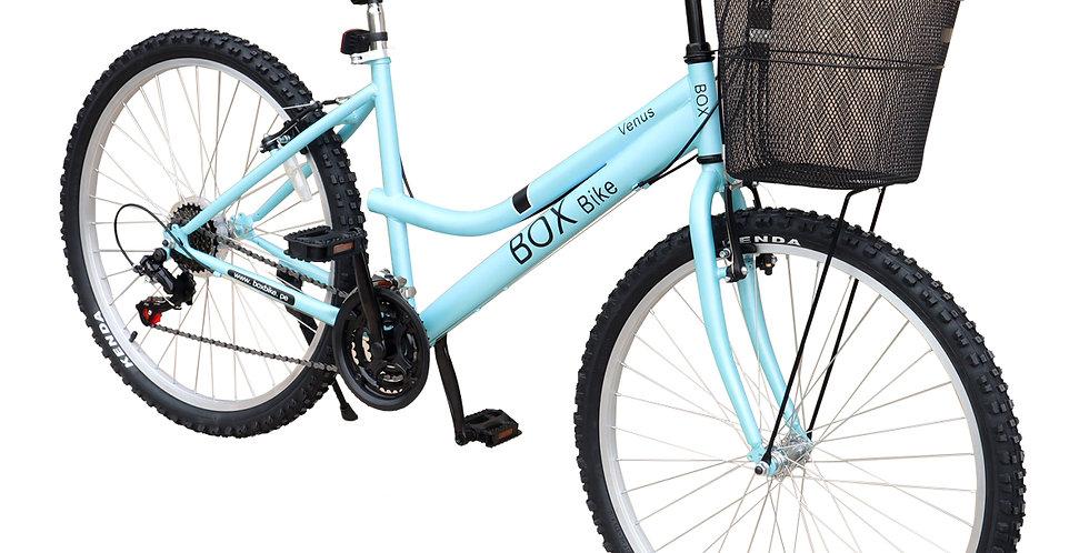 Bicicleta Box Bike MTB para Dama con Shimano Aro 26 - Verde