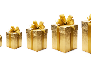 SPECIAL GIFTS ESPECIALLY FOR YOU