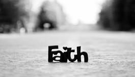 FAITH IS RISING UP