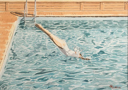 61 Peter Cattermole Little Splash
