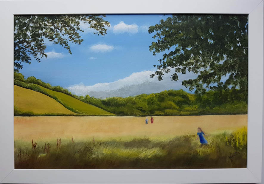 30F Jenny Beard Devonshire Field