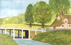 65 Peter Harvey Flatford Bridge