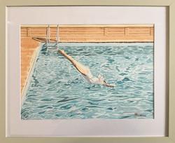 61F Peter Cattermole Little Splash