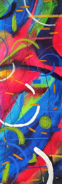 5 Alison G Saunders Colour Dash