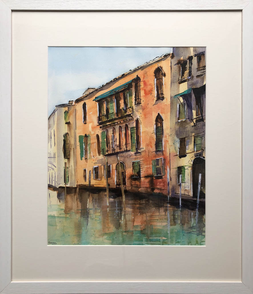 70F Sally Pestridge Peaceful Venice