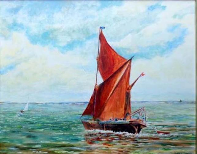45 Monika Weedon Barge
