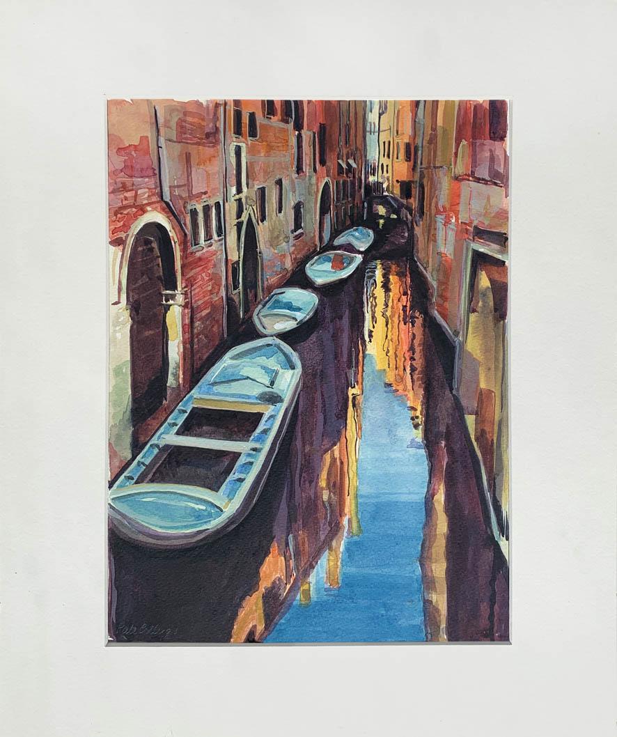 96 Kate Collings Venice Sidestreet