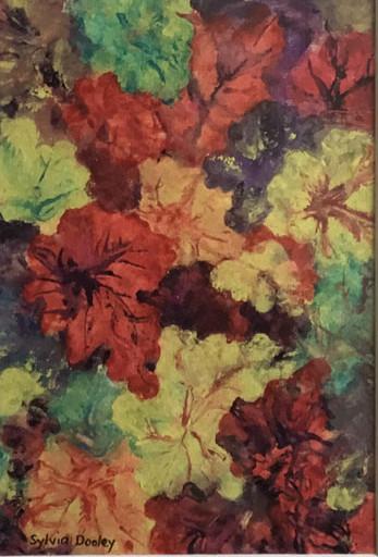 80 Sylvia Dooley Crazy Leaves