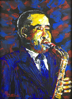 60 Peter Cattermole John Coltrane