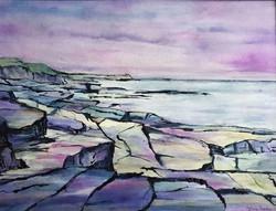 83 Sylvia Dooley On the Rocks