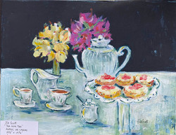 36 Jill Scott Tea for Two Acrylic 406x50