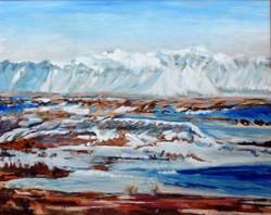 46 Monika Weedon Iceland volcanic landscape