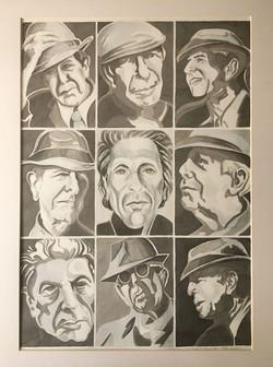 24F George Kuehnel Tribute to Leonard Cohen  Kuehnel Tribute to Leona