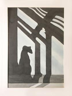 22F George Kuehnel Shadow