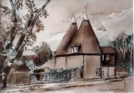 84 Tessa Spanton Kentish Oast