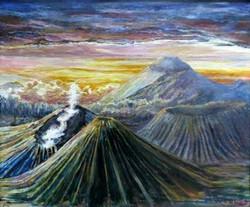 48 Monika Weedon Volcanoes
