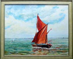 45FMonika Weedon Barge