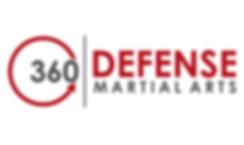 360 Defense Martial Arts Logo