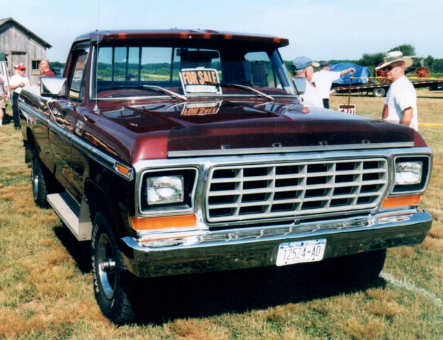 1979 Ford F-150 Ranger pickup