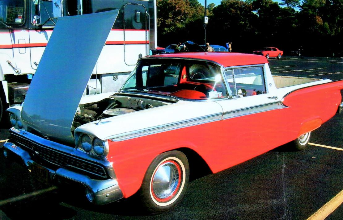 1959 Ford Ranchero - George Edwards