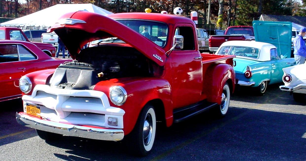 Howard Sedell's 1954 Chevrolet pickup