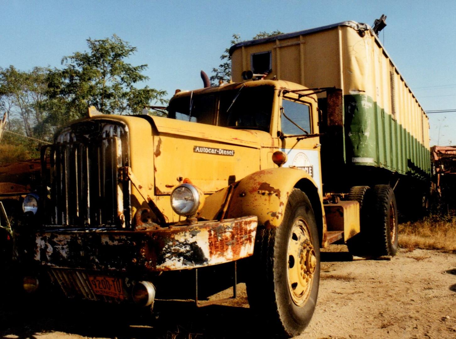Autocar diesel