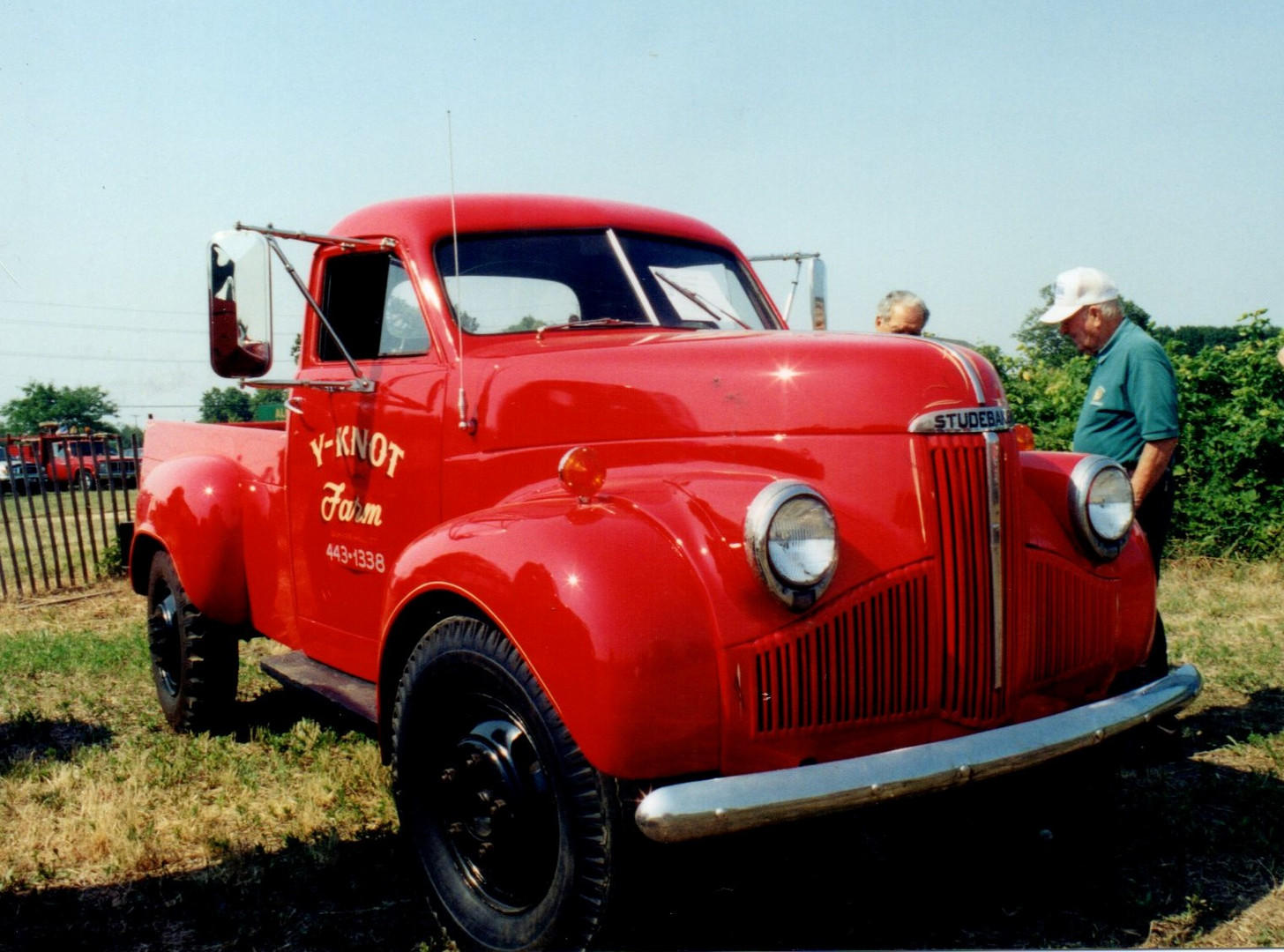 1947 Studebaker pickup from Connecticut