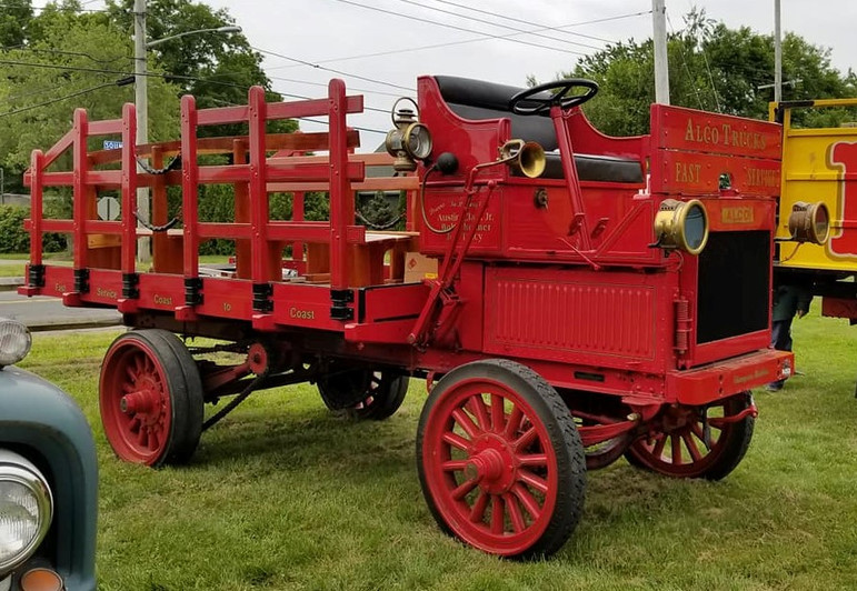 1912 Alco stakebed