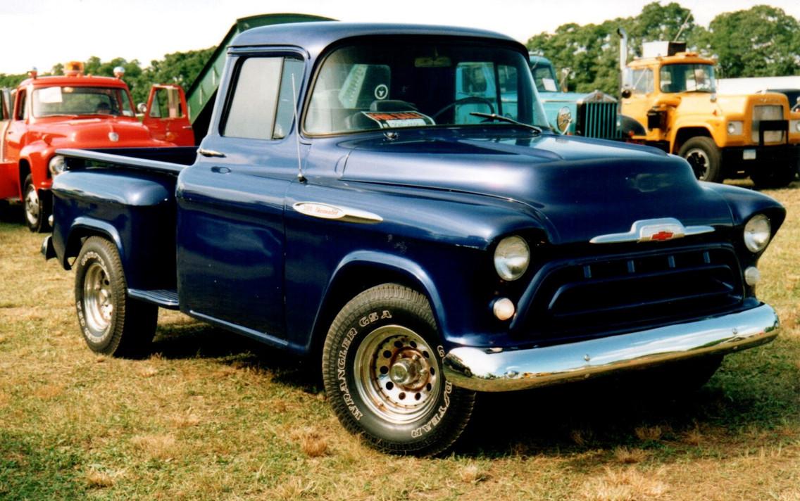 1957 Chevrolet 3100 pickup Robert Mohr