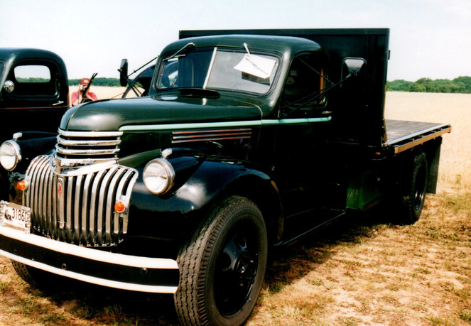 1946 Chevrolet flatbed from Connecticut