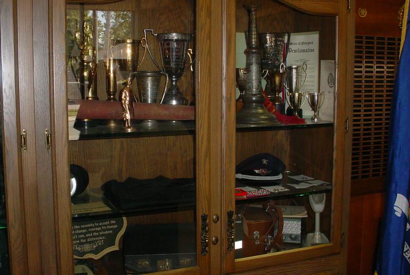 Memorabilia at Museum