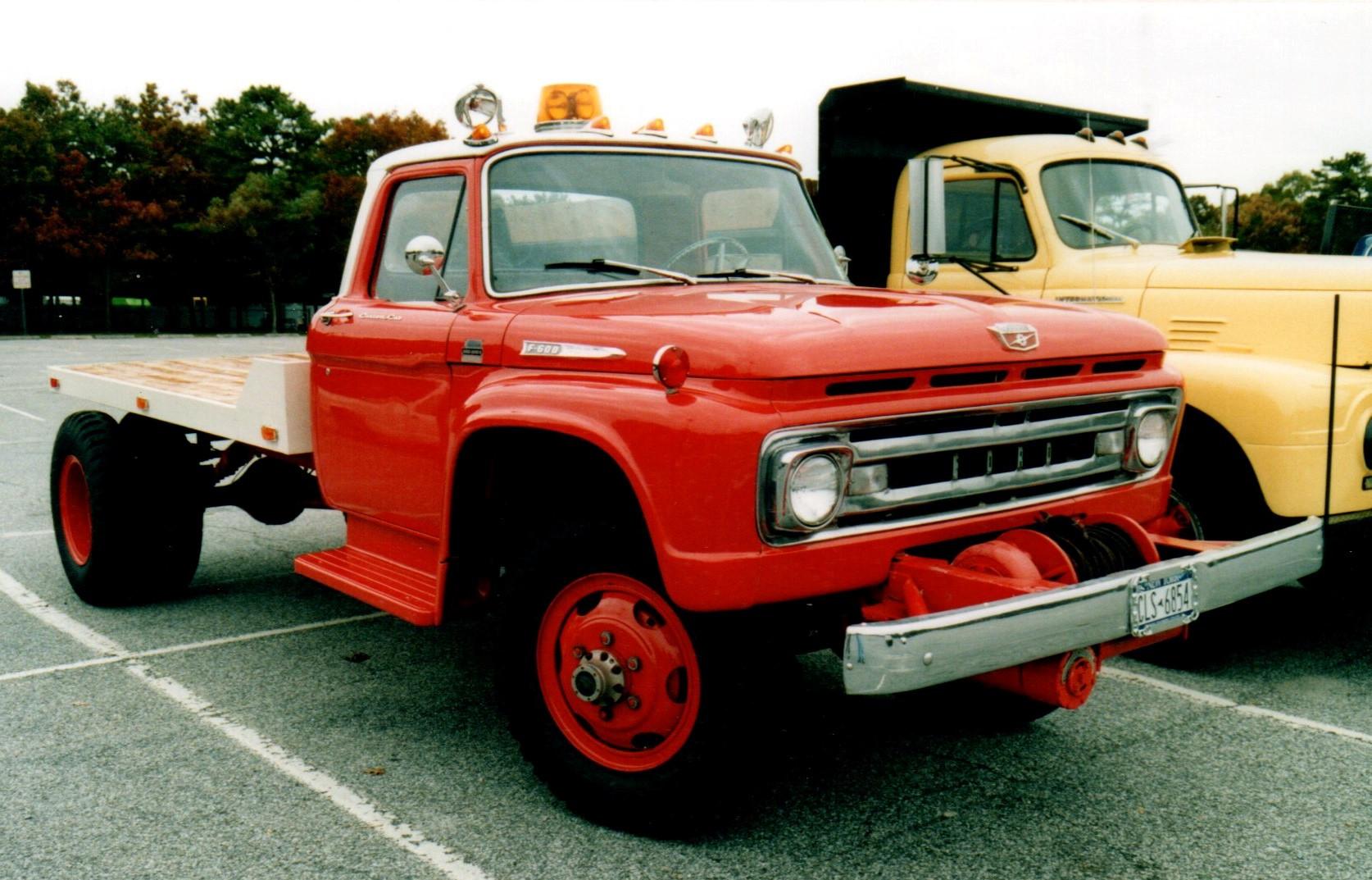 1962 Ford - Craig Kenda