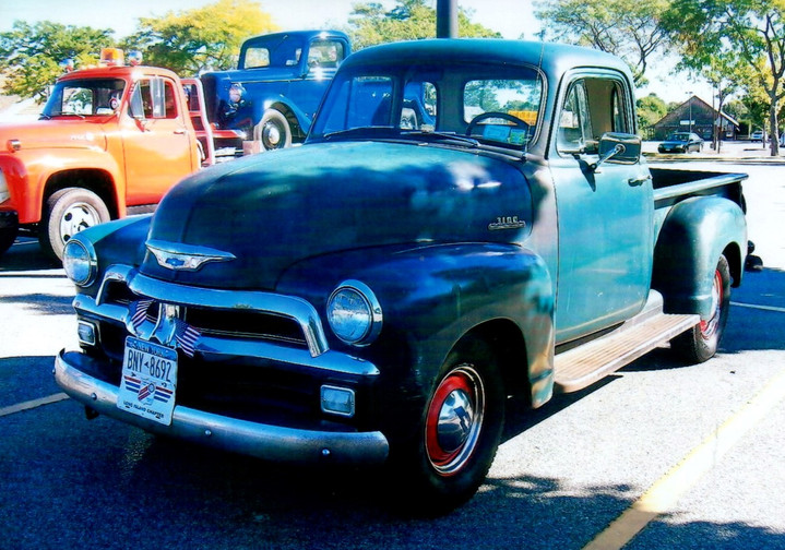 1954 Chevrolet - Rick Hipperling