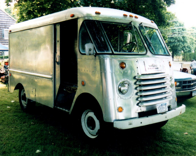 1960's Dodge step van