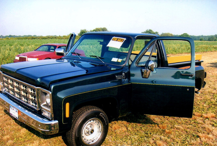 1979 Chevrolet C-10 pickup