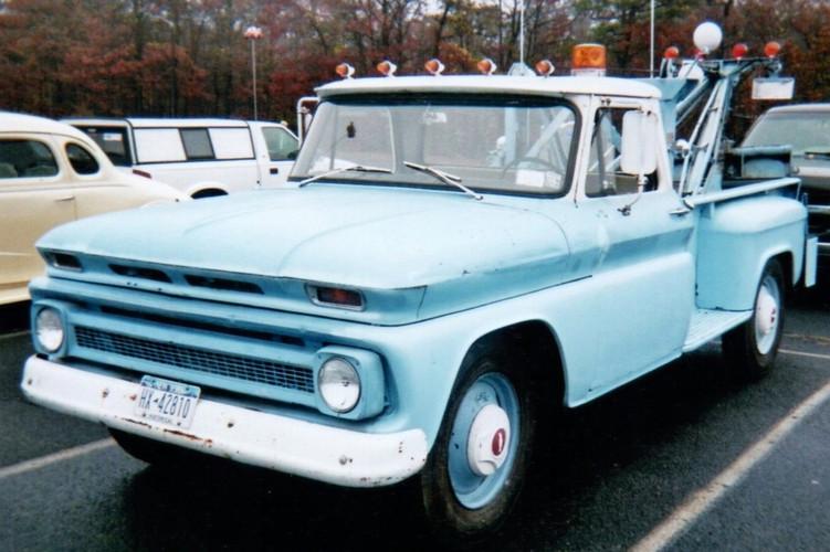 1966 Chevrolet wrecker