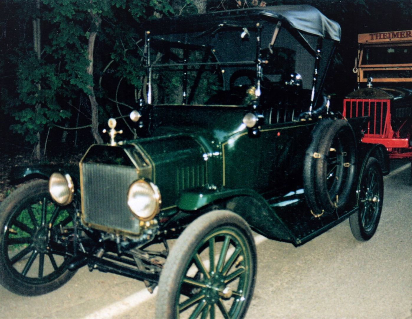 1916 Ford Model T Roadster pickup - Tony Guarnaschelli