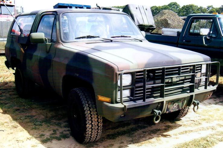 1985 Chevrolet Military Blazer