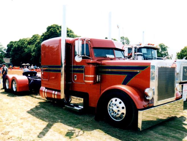2007 Peterbilt tractor