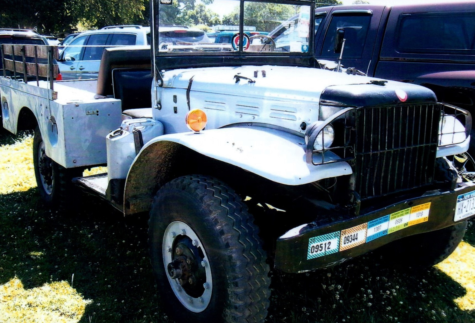 1942 Dodge WC21 command car - Greg King
