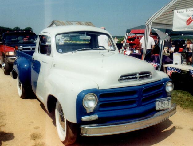 1956 Studebaker Transtar pickup